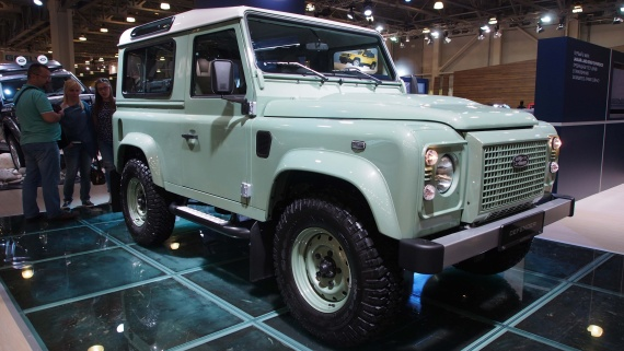 Land Rover Defender 90 Heritage Limited Edition