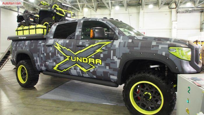 X Tundra Toyota Tundra Crewmax Cab Truckgarage Offroad