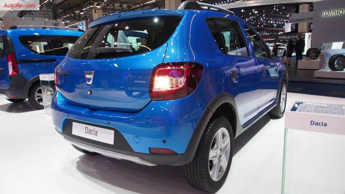 2016 Dacia Sandero Stepway Prestige TCE 90 Start&Stop Easy-R MT5