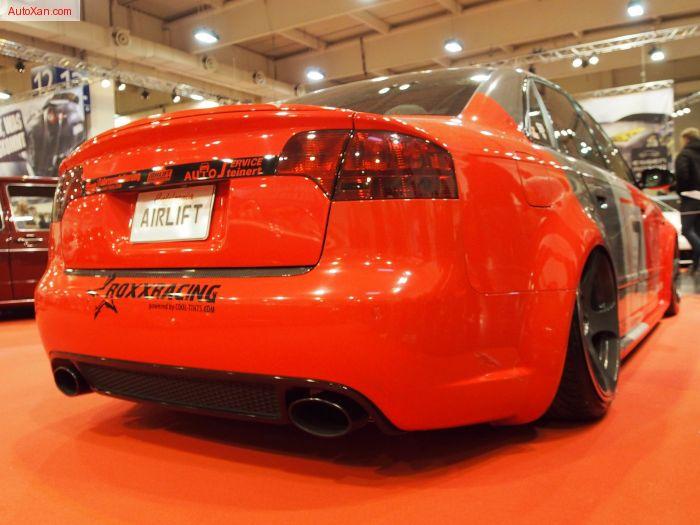 Audi A4 2005 Tuning By Roxxracing Abt Turbo 300 Ps Airride Fahrwerk