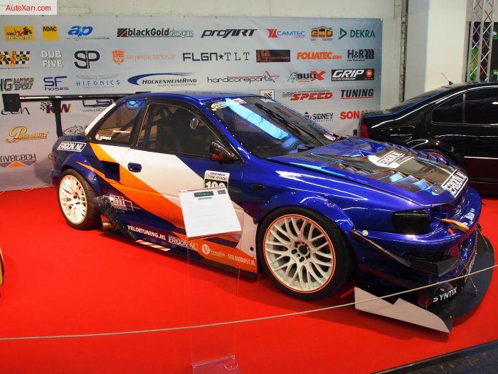 Subaru Impreza P1 2000 Tuning 2.5L Garrett GT3040R Turbo 630 PS 700 Hm