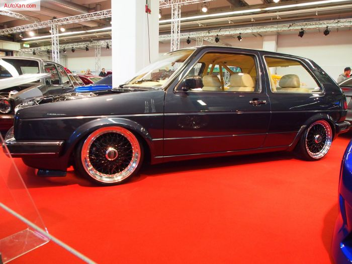 Volkswagen Golf 2 GTI 16V 1989 1.8 139ps R17 Tuning by Watercooled Customs