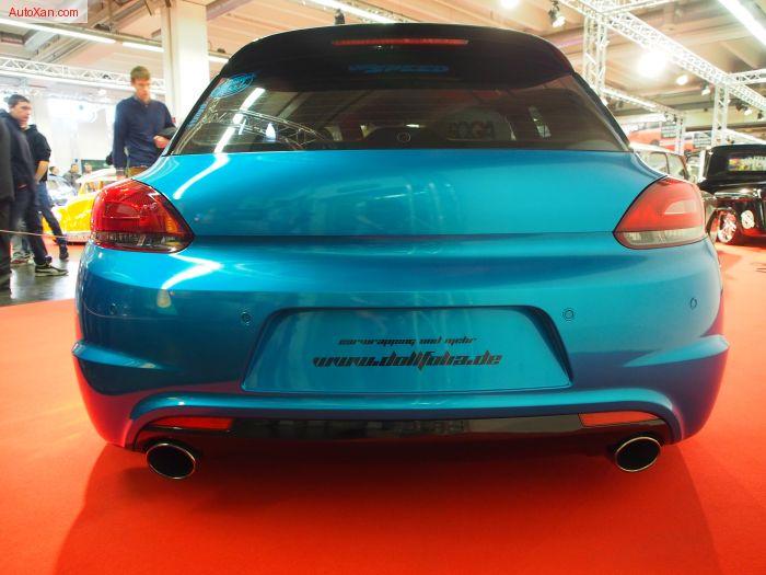 Volkswagen Scirocco R Type 13 2011 2.0l TFSI 360 ps 35DV 0.04 10jx19 Tuning  -  Exterior Walkaround