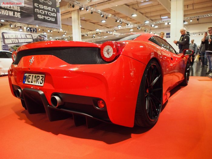 Ferrari 458 Speciale 2015 JP-Performance Chiptuning 605 PS
