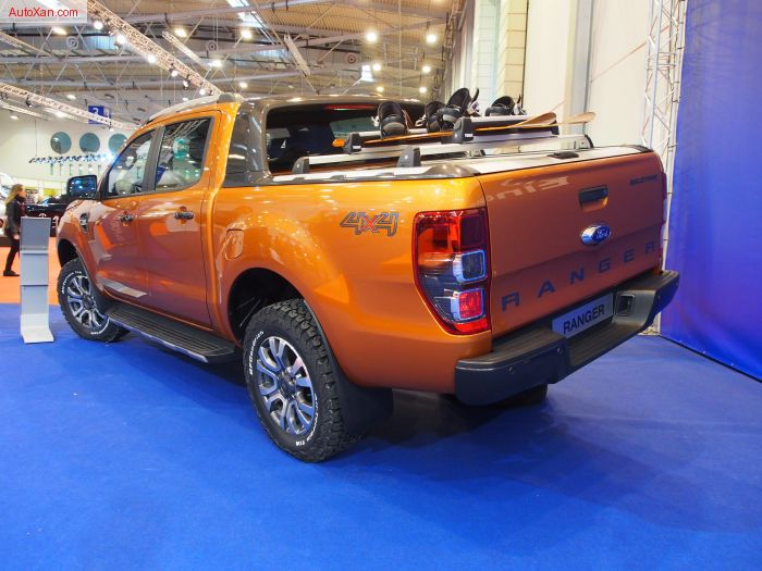 Ford Ranger Wildtrak Offroad Tuning 3 2l Tdci 147kw 200ps Ford
