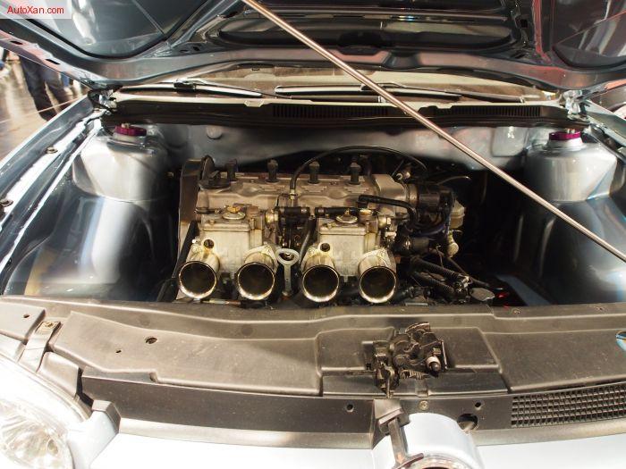 Volkswagen Golf 4 R32 2003 Tuning by KTS-KarosserieTechnik 2.0 16V 180 PS