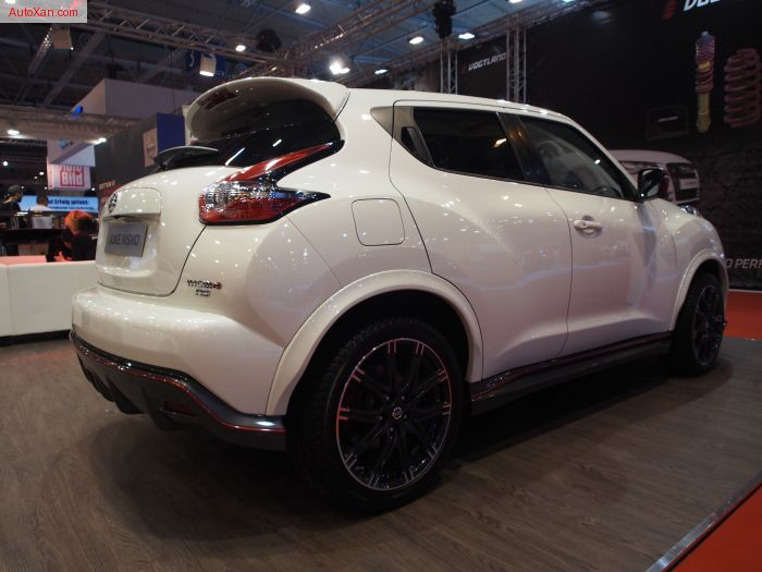 Nissan Juke 1.6 DIG-T Tuning  by Nismo RS 160 kW