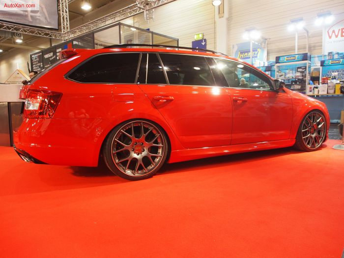 Skoda Octavia RS 2.0 Tdi by RIEGER  173kW 236PS 481 Nm Tuning