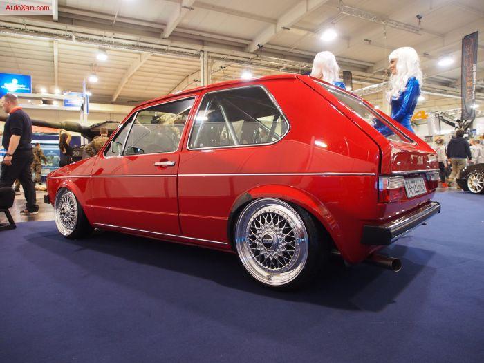 Volkswagen Golf 1 2.0 l 16V Turbo Tuning by TA-Technix