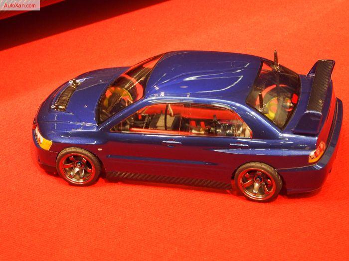 Mitsubishi Lancer EVO IX 2005 Tuning - 4G63 2.0 Turbo 350 ps XXR 527 R18
