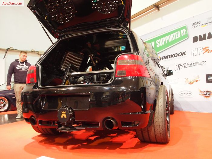 Volkswagen Golf 4 Tuning by Asgard Performance Veni vidi vici 1500ps 1600Nm Lamborghini 5.2 V10