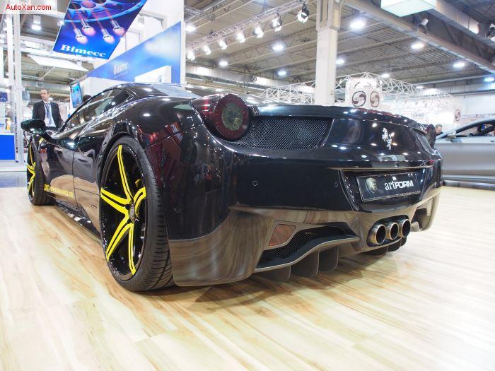 Ferrari 458 Italia Tuning by xXx Performance Packs over 1,000 HP
