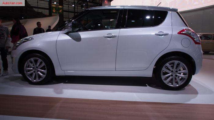 Suzuki Swift 1.2 VVT AT - So'city Auto - 5 doors