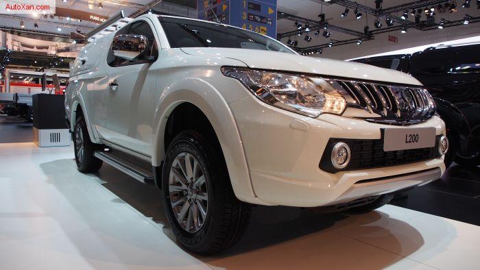 Mitsubishi L200 Club Cab Intense 2.4 Diesel 181ch 6MT 4WD