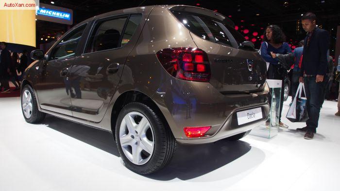 Dacia Sandero TCe 90 5MT 90hp