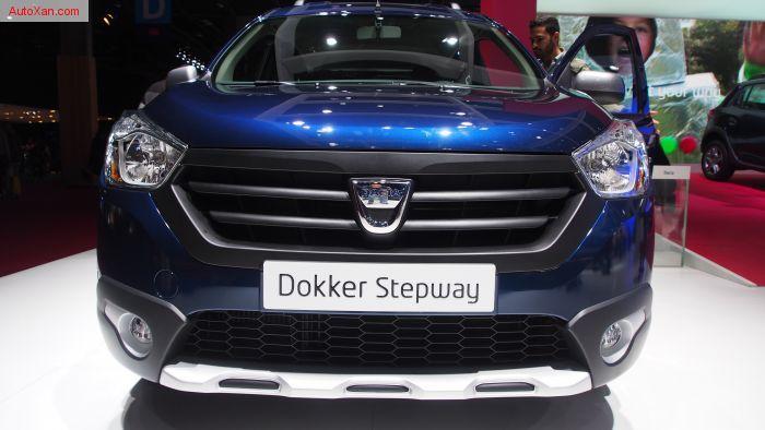 Dacia Dokker Stepway TCe 115