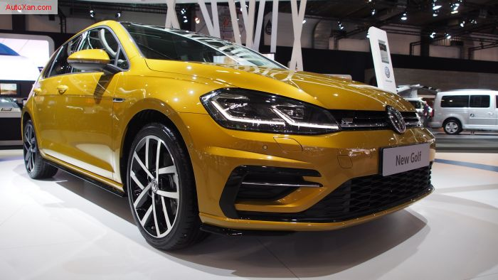 Volkswagen Golf 1.5 TSI BlueMotion 110kW 6MT Gold