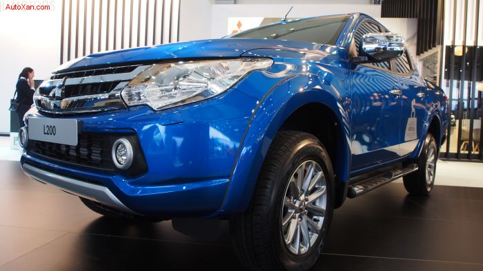 Mitsubishi L200 Double Cab Intense 2.4 Diesel 181ch 5AT 4WD