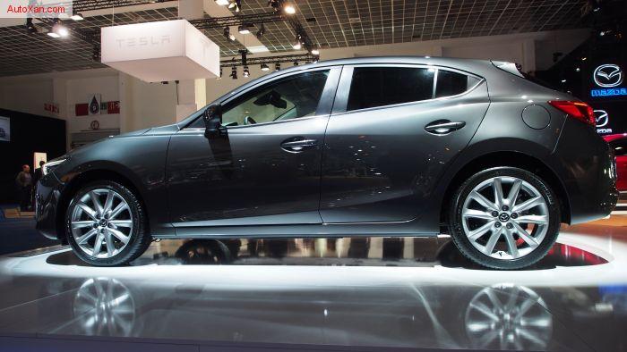 Mazda3 Hatchback 2.0 Skyactiv-G 6MT 120ph