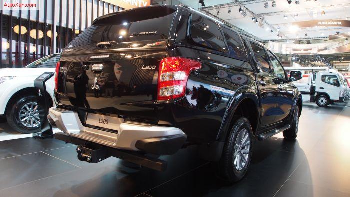 Mitsubishi L200 Double Cab Intense 2.4 Diesel 181ch 6MT 4WD
