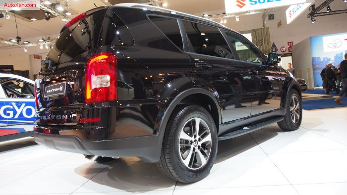 SsangYong Rexton e-XDi220 Diesel 7AT 4WD Executive