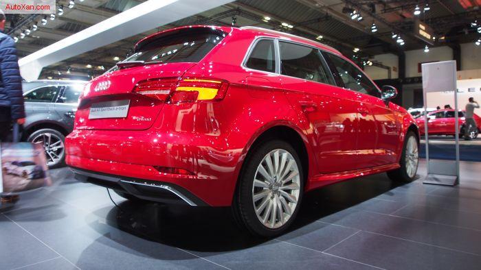 Audi A3 Sportback e-tron Sport 1.4 TFSI 204ch S-tronic