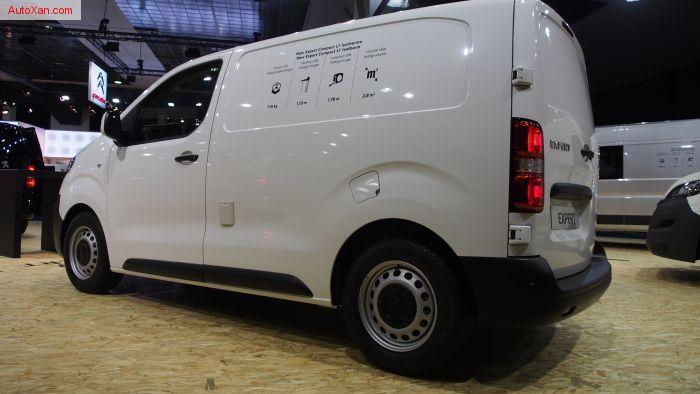 Peugeot Expert Utility Frigo Compact L1 1.6 BlueHDi, 115ch