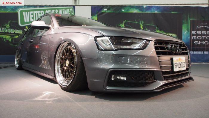 Audi A4 Avant 8K 2013 Tuning 2.0 TDI 215ps, HP-Drivetech, BBS Le-Mans R19