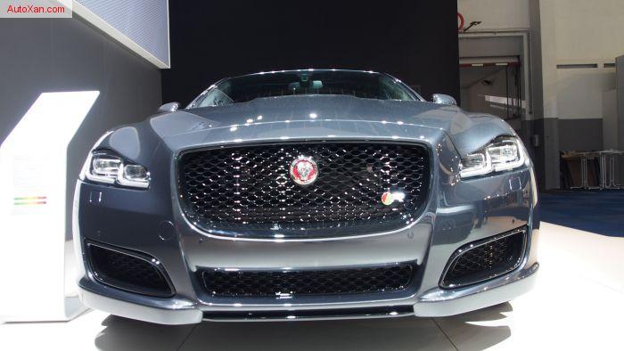 Jaguar XJ 5.0 V8 SC 550pk Storm Grey