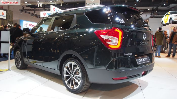 SsangYong XLV e-XGi160 Benzine AT 2WD Sapphire
