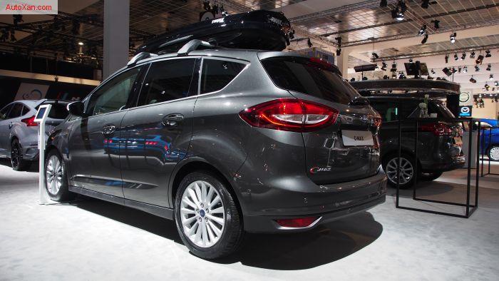 Ford C-Max Titanium 1.5 DV5FC 88kW Diesel Magnetic