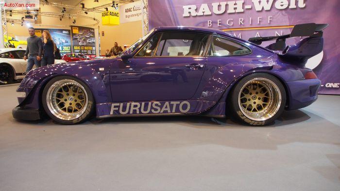 Sidney Hoffmanns RAUH-Welt-Porsche - Porsche 964 Widebody