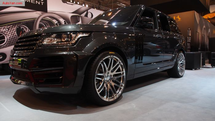 RANGE ROVER 5.0 V8 SC AUTOBIOGRAPHY TUNED BY STARTECH