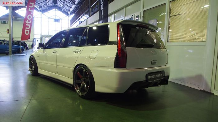 Mitsubishi Lancer Evolution IX Wagon Tuning