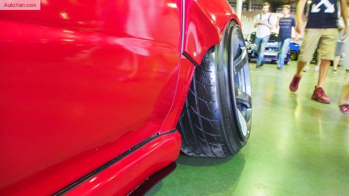 Subaru Impreza WRX 2001 Tuning Low stance
