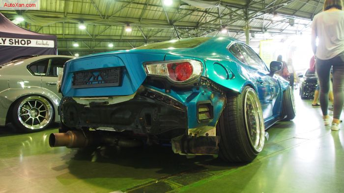 Toyota GT86 Coupe Tuning
