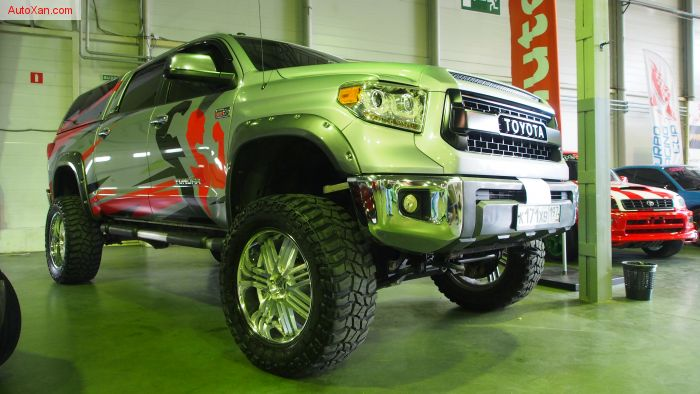 Toyota Tundra 2011 Platinum Offroad Tuning