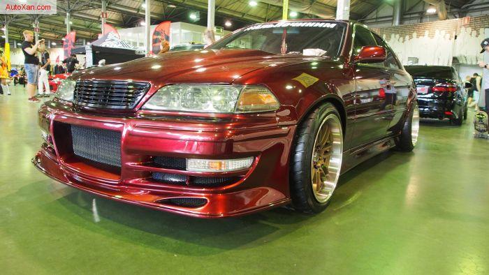 Toyota Mark II TourerV 1997 Tuning 2.5 280hp