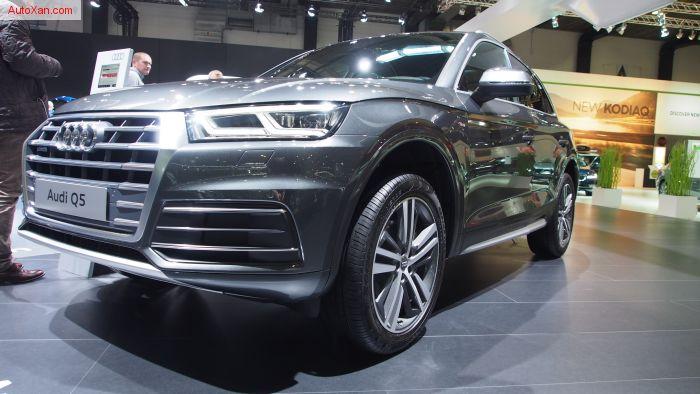 Audi Q5 S-line 2.0 TDI quattro 140kW S-tronic