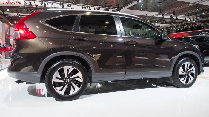 Honda CR-V 4WD 2.0 i-VTEC Executive