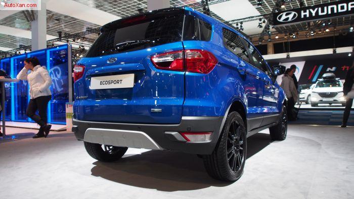 Ford EcoSport 1.0 92kW Fox 5