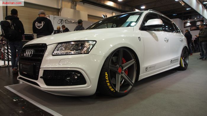 Audi SQ5 Tuning - mbDesign KV1 deep concave R22 10j