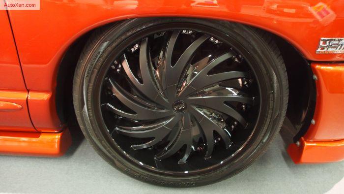 Dodge Ram 1500 Daytona Edition 2005 Tuning, 5.7 Hemi 400ps, Airride, Status Hurricane R22, Go-ManGo