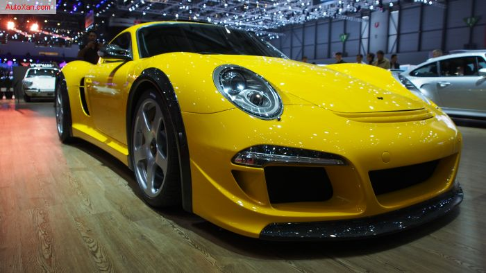 RUF CTR3 Clubsport 777ps