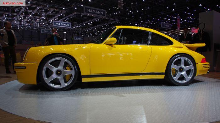 Ruf CTR (Porsche 911) 710ps