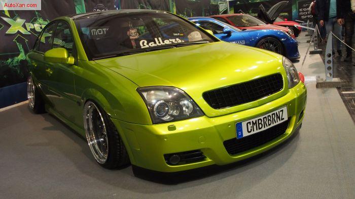 Opel Vectra C GTS tuning (2005), 1.9 CDTI, Speedline Mariani R18