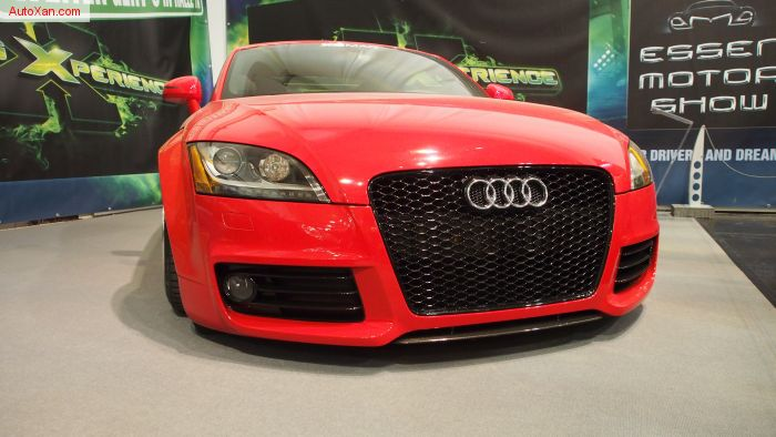 Audi TT 8J tuning (2007), 3.2, 250ps, Rad48 GTR R19