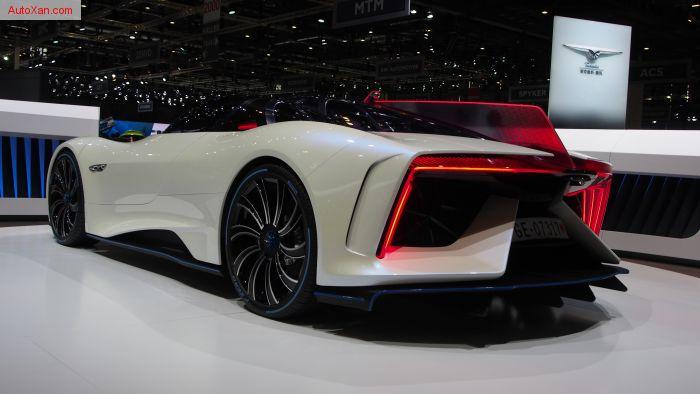 Techrules Ren Concept 1305hp
