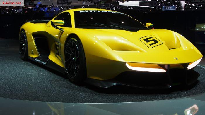 Fittipaldi EF7 Vision Gran Turismo by Pinifarina