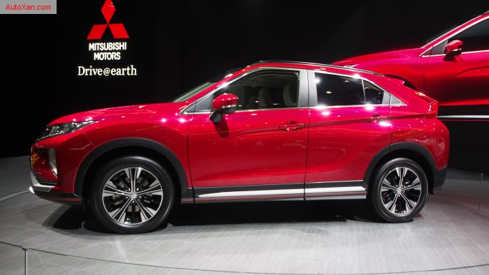 2017 Mitsubishi Eclipse Cross 1.5 CVT